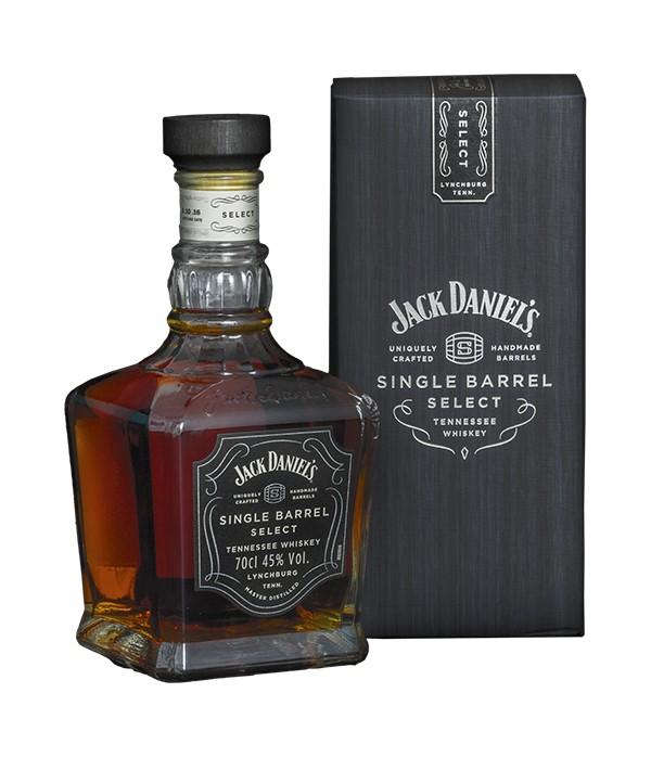 Jack Daniel's Single Barrel Select Gift Box