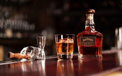 Jack Daniel's Single Barrel Select – The Perfect Gift for Your Groomsmen