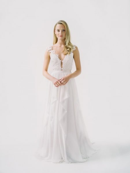 Julie Wedding Dress from the Truvelle 2018 Collection