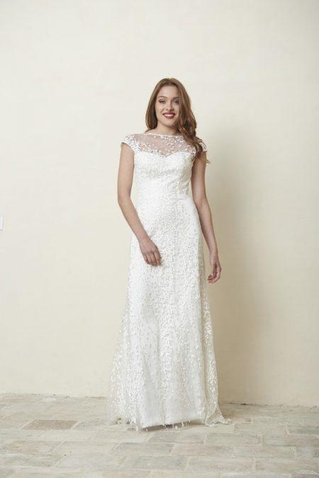 Luna Wedding Dress from the Stephanie Allin La Vie en Rose 2018 Bridal Collection