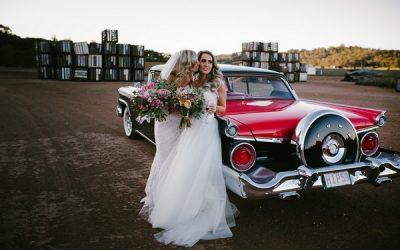 A Rustic, Handmade Wedding in a Dairy Barn