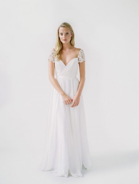 Mary Wedding Dress from the Truvelle 2018 Collection