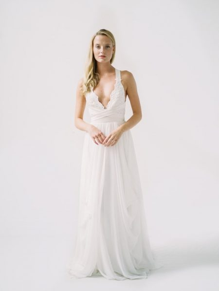 Rebecca Wedding Dress from the Truvelle 2018 Collection