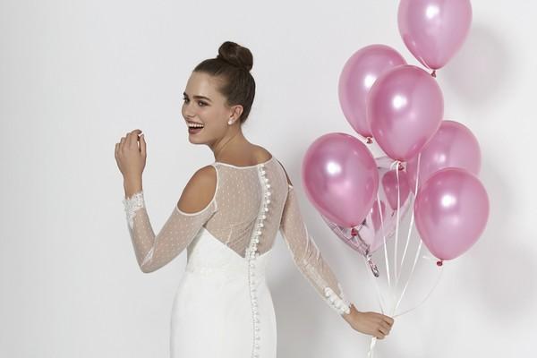 So Sassi 2018 Bridal Collection - Back of Luna Dress