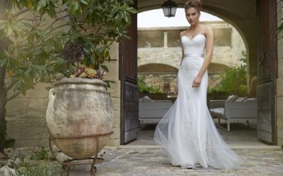 Stephanie Allin La Vie en Rose 2018 Bridal Collection