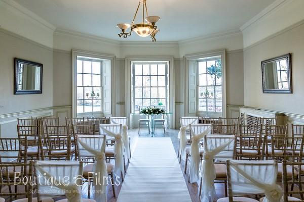 That Amazing Place Wedding Ceremony Room
