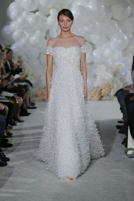 Aiden Wedding Dress from the Mira Zwillinger Over the Rainbow 2018 Bridal Collection