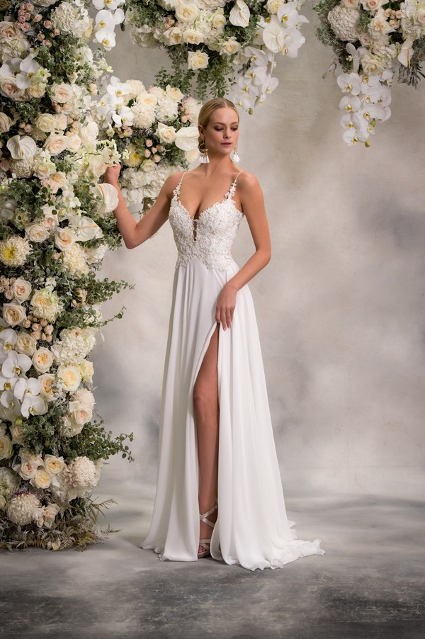 Ali Wedding Dress from the Anna Georgina Inca Lily 2018 Bridal Collection