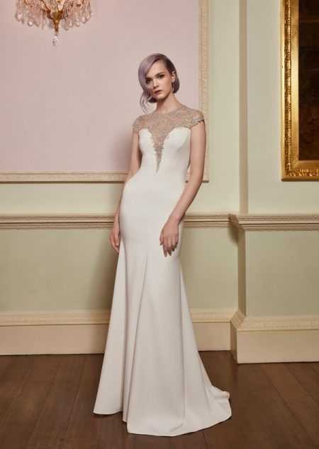Allure Wedding Dress from the Jenny Packham 2018 Bridal Collection