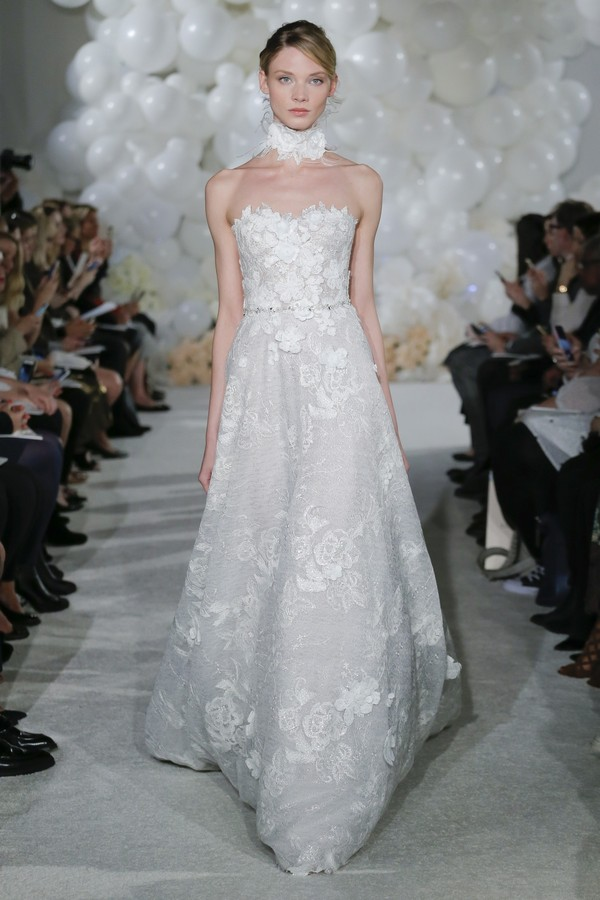 Ashalia Wedding Dress from the Mira Zwillinger Over the Rainbow 2018 Bridal Collection