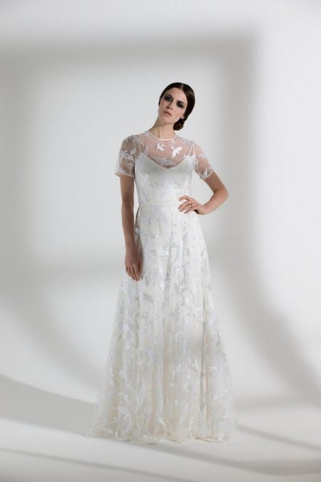 Bluebell Wedding Dress from the Halfpenny London The Garden After the Rain 2018 Bridal Collection