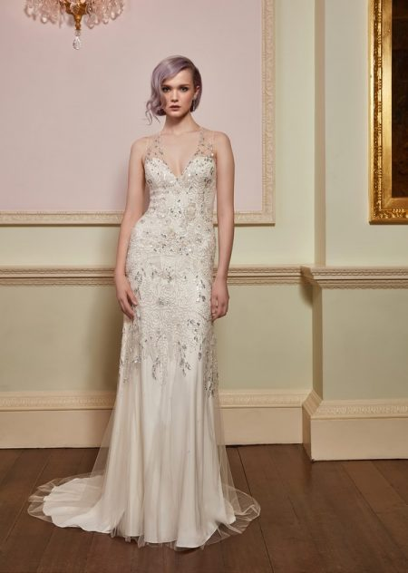 Blythe Wedding Dress from the Jenny Packham 2018 Bridal Collection