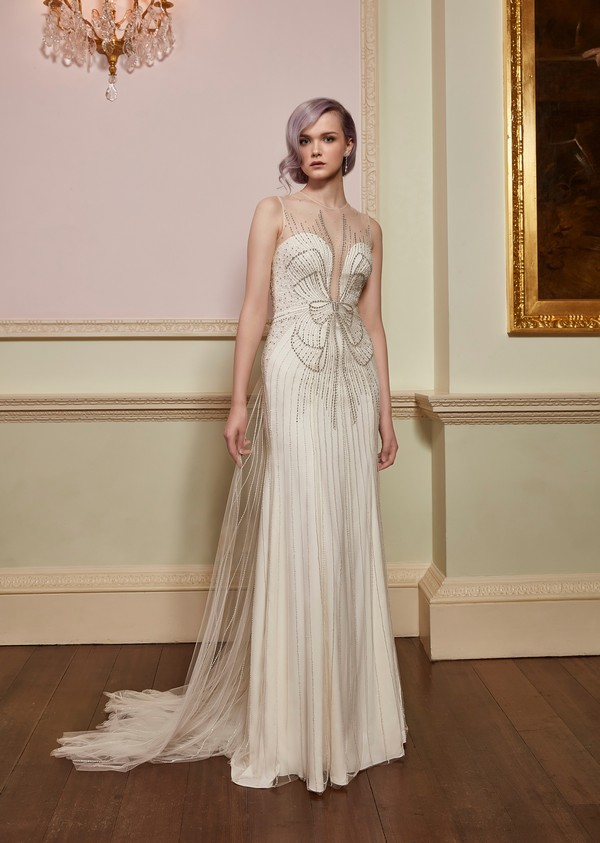 Cadeau Wedding Dress from the Jenny Packham 2018 Bridal Collection