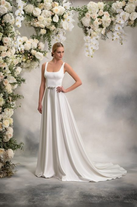 Catherine Wedding Dress from the Anna Georgina Inca Lily 2018 Bridal Collection