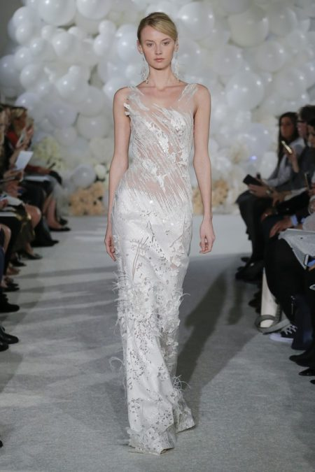 Cleo Wedding Dress from the Mira Zwillinger Over the Rainbow 2018 Bridal Collection