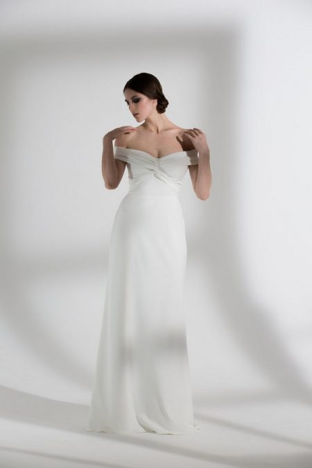 Daffodil Wedding Dress from the Halfpenny London The Garden After the Rain 2018 Bridal Collection