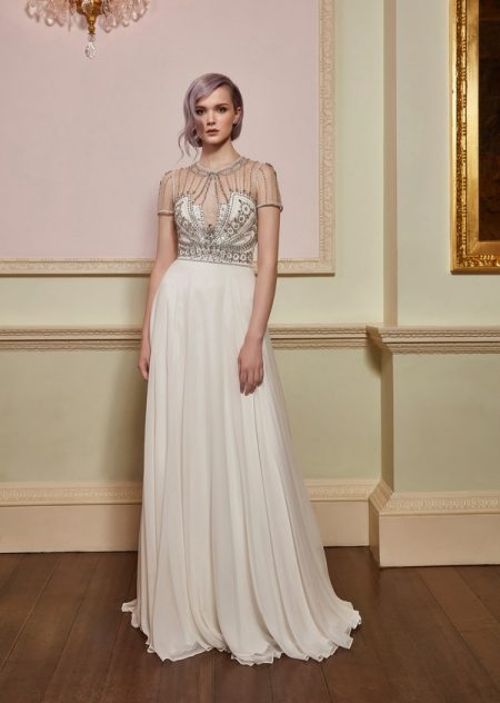 Destiny Wedding Dress from the Jenny Packham 2018 Bridal Collection
