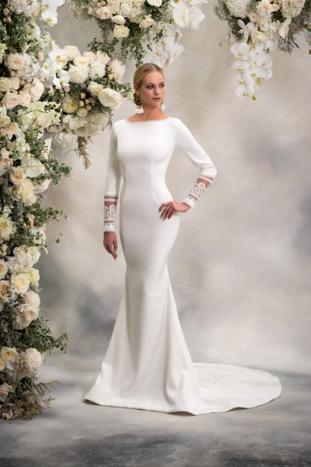 Esther Wedding Dress from the Anna Georgina Inca Lily 2018 Bridal Collection