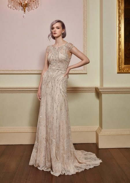 Euphoria Wedding Dress from the Jenny Packham 2018 Bridal Collection
