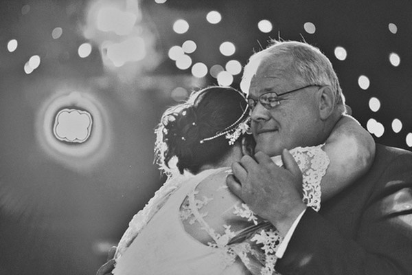The Father and Daughter Wedding Dance