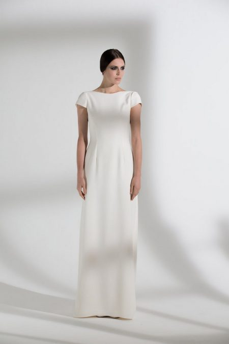 Fern Wedding Dress from the Halfpenny London The Garden After the Rain 2018 Bridal Collection