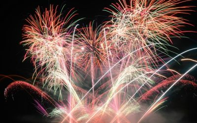 Organising a Wedding Fireworks Display