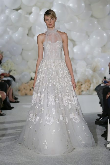 Florence Wedding Dress from the Mira Zwillinger Over the Rainbow 2018 Bridal Collection