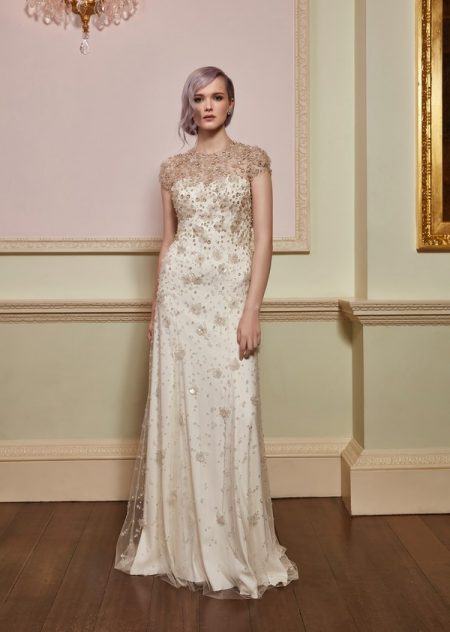 Hope Wedding Dress from the Jenny Packham 2018 Bridal Collection