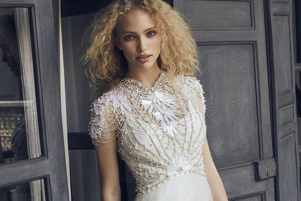 Jenny Packham 2018 Bridal Collection - Magic Top