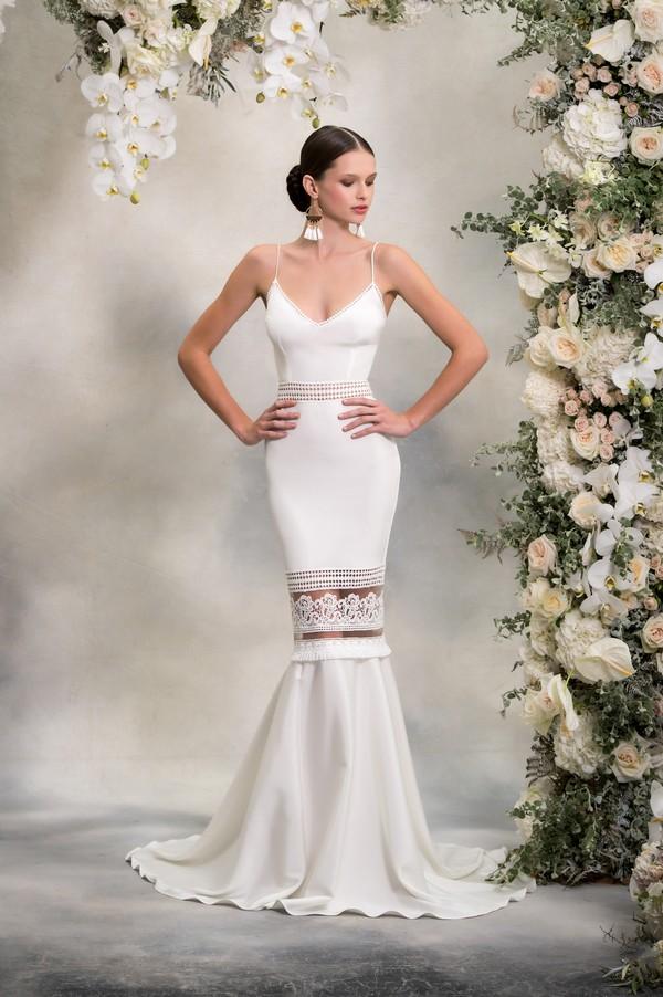 Lauren Wedding Dress from the Anna Georgina Inca Lily 2018 Bridal Collection