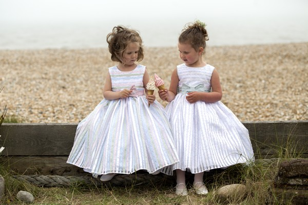 Nicki Macfarlane Spring/Summer 2018 Flower Girl/Bridesmaid Dresses