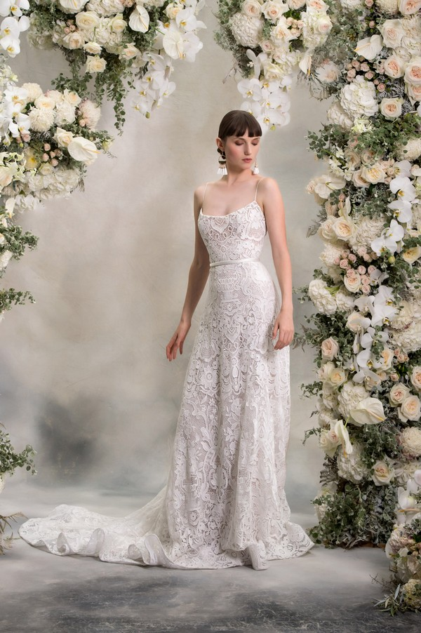 Madison Wedding Dress from the Anna Georgina Inca Lily 2018 Bridal Collection