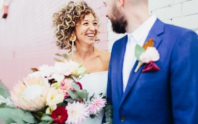 A Relaxed Urban Warehouse Wedding in Melbourne