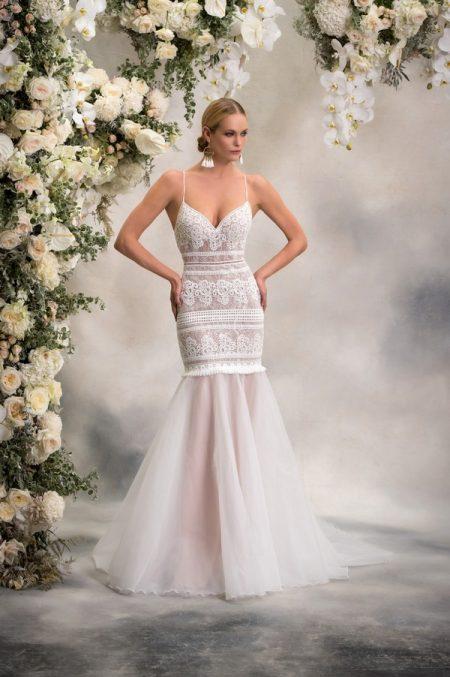 Medina Wedding Dress from the Anna Georgina Inca Lily 2018 Bridal Collection