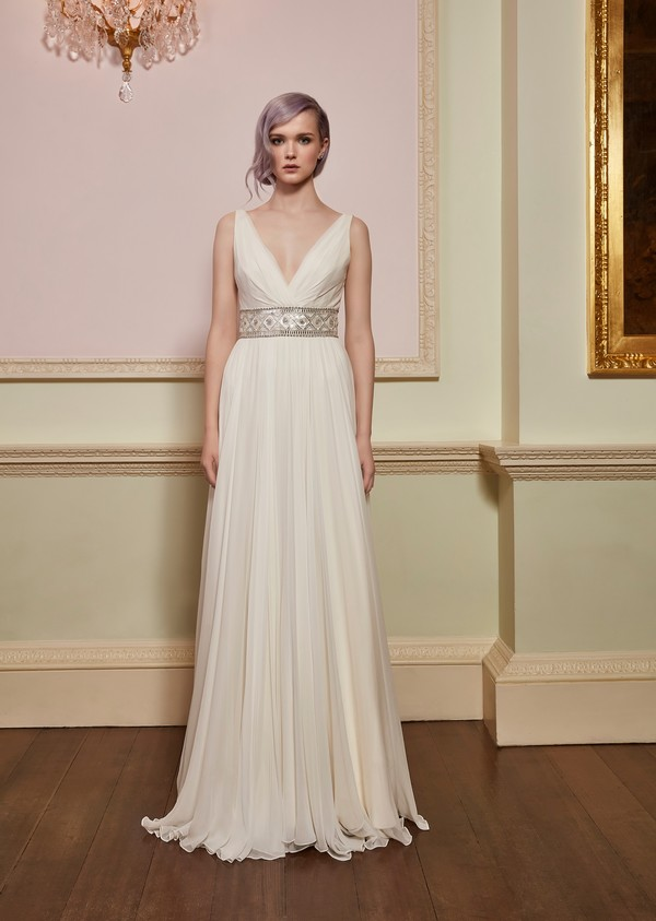 Melody Wedding Dress from the Jenny Packham 2018 Bridal Collection