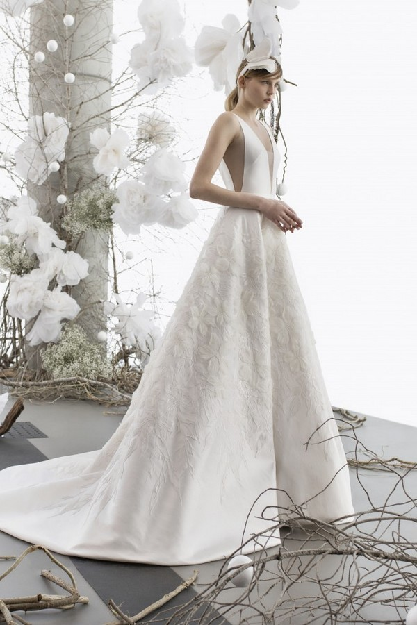 Mira Zwillinger Over the Rainbow 2018 Bridal Collection - Tara Dress