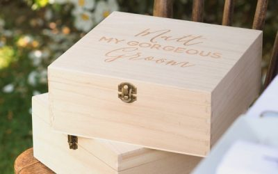 Beautiful Gifts for Grooms from Oh So Cherished