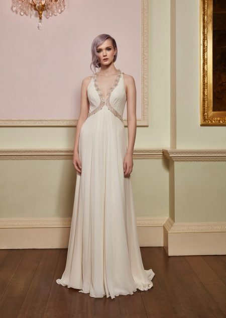 Precious Wedding Dress from the Jenny Packham 2018 Bridal Collection