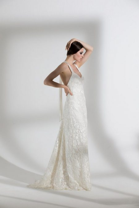 Primrose Wedding Dress from the Halfpenny London The Garden After the Rain 2018 Bridal Collection