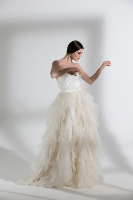 Riri Wedding Dress from the Halfpenny London The Garden After the Rain 2018 Bridal Collection