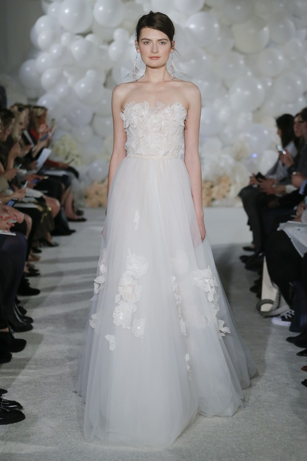 Robyn Wedding Dress from the Mira Zwillinger Over the Rainbow 2018 Bridal Collection