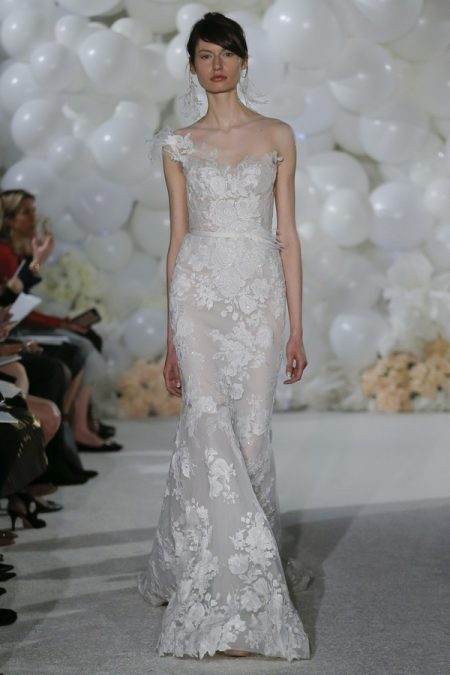 Sammy Wedding Dress from the Mira Zwillinger Over the Rainbow 2018 Bridal Collection
