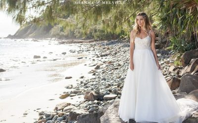 Shanna Melville 2018 Bridal Collection