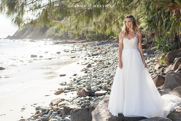 Shanna Melville 2018 Bridal Collection - Clara Dress