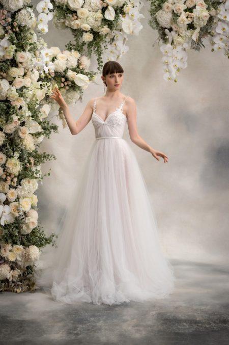 Simone Wedding Dress from the Anna Georgina Inca Lily 2018 Bridal Collection