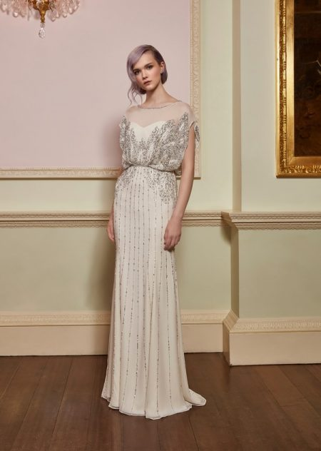 Spirit Wedding Dress from the Jenny Packham 2018 Bridal Collection