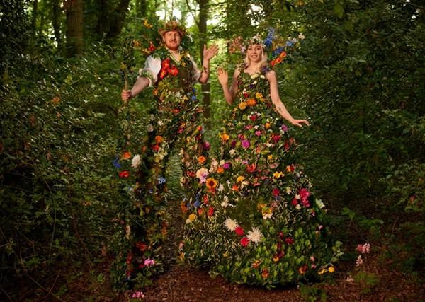 Festival Wedding Entertainment Ideas