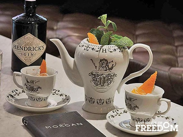 The Morgan Bar - Mad Hatter's Afternoon Tea in Dublin