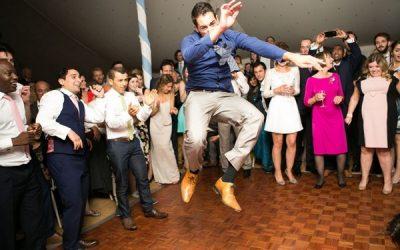 How to Get Wedding Guests on the Dance Floor