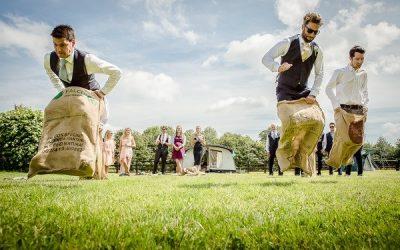 12 Non-Musical Wedding Entertainment Ideas